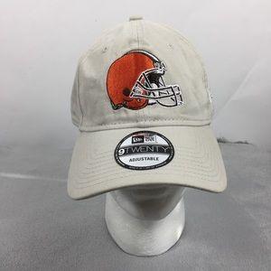 New Era 9Twenty Cleveland Browns NFL Hat OSFM